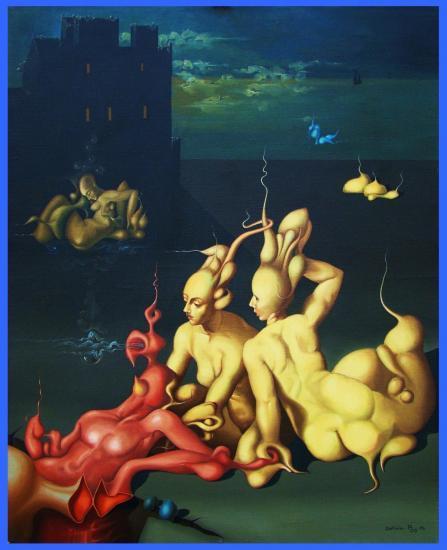 Rencontre extraordinaire au château de Ventfort (1976)