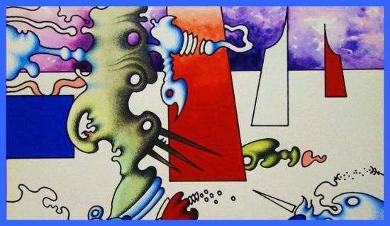 Bleu abysse mantegna viii 2 copie