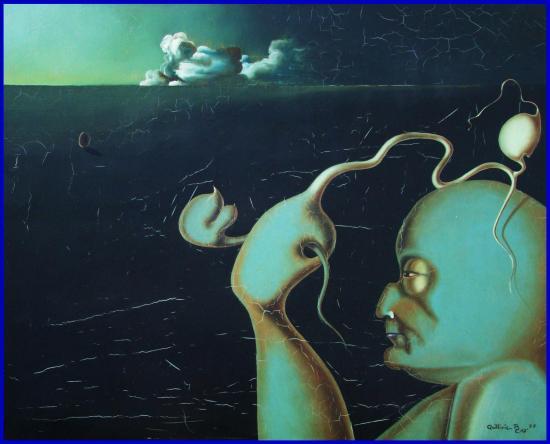 La création du monde ou <l'observateur> 1977