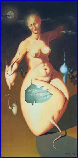 Monde intérieur - 1976